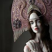 Куклы и игрушки ручной работы. Ярмарка Мастеров - ручная работа Зимняя Ночь. Handmade.
