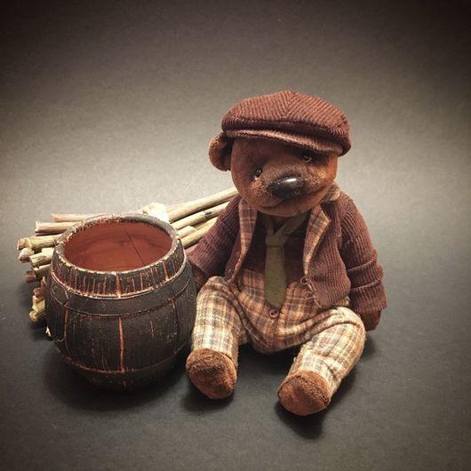 Мишки Тедди ручной работы. Ярмарка Мастеров - ручная работа. Купить Жюль. Handmade. Тедди, мишка, мишка в подарок
