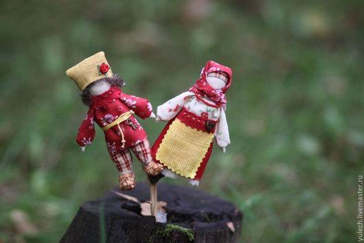 """Народные куклы ручной работы. Ярмарка Мастеров - ручная работа. Купить Куколка """"Мировое древо"""". Handmade. Народная кукла, каравай"""