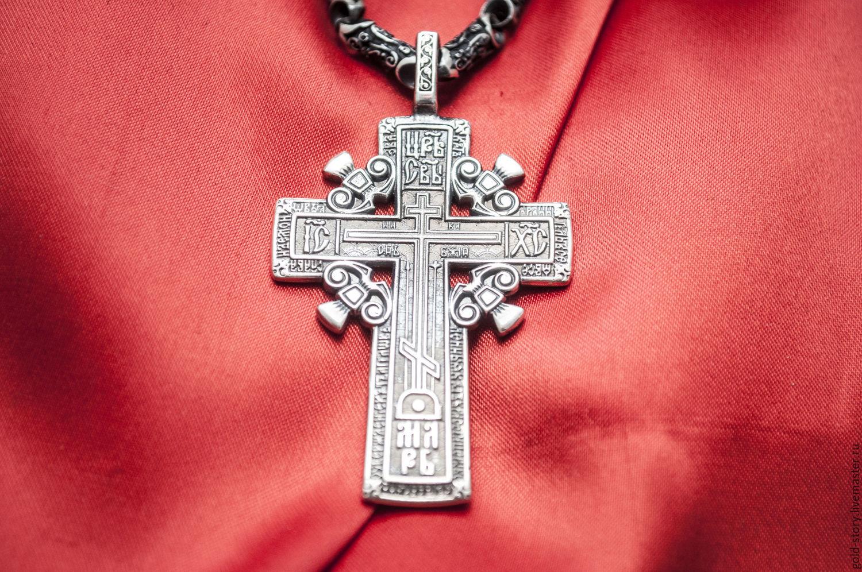 Знакомый крестик подарил мало человек