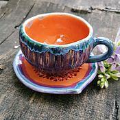 Чайные пары ручной работы. Ярмарка Мастеров - ручная работа Чайная пара Сладкий Инжир. Handmade.