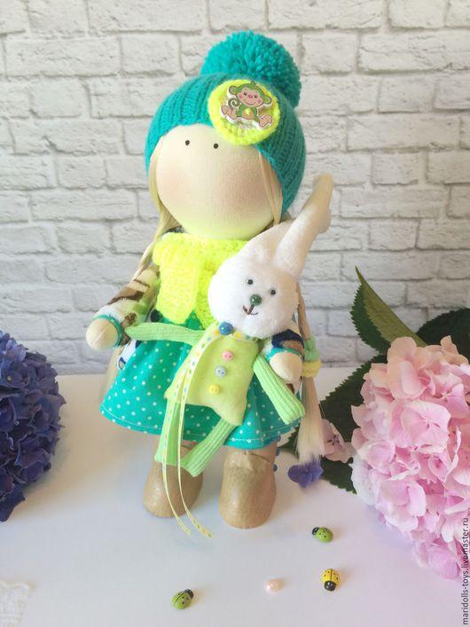Куклы тыквоголовки ручной работы. Ярмарка Мастеров - ручная работа. Купить Кукла ручной работы. Handmade. Кукла ручной работы