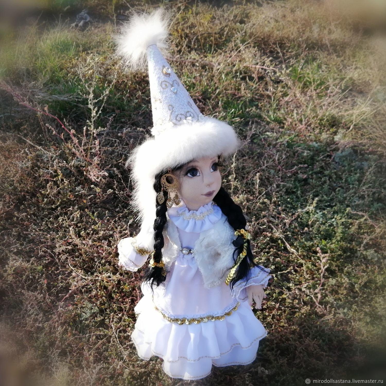 Айсулуша. Казахская невеста, Куклы, Нур-Султан, Фото №1