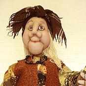 """Куклы и игрушки ручной работы. Ярмарка Мастеров - ручная работа Кукла """"Баба Яга"""". Handmade."""