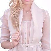 Одежда ручной работы. Ярмарка Мастеров - ручная работа Блуза шелковая.. Handmade.