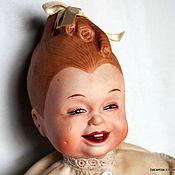 Куклы и игрушки ручной работы. Ярмарка Мастеров - ручная работа фарфоровая кукла. Handmade.