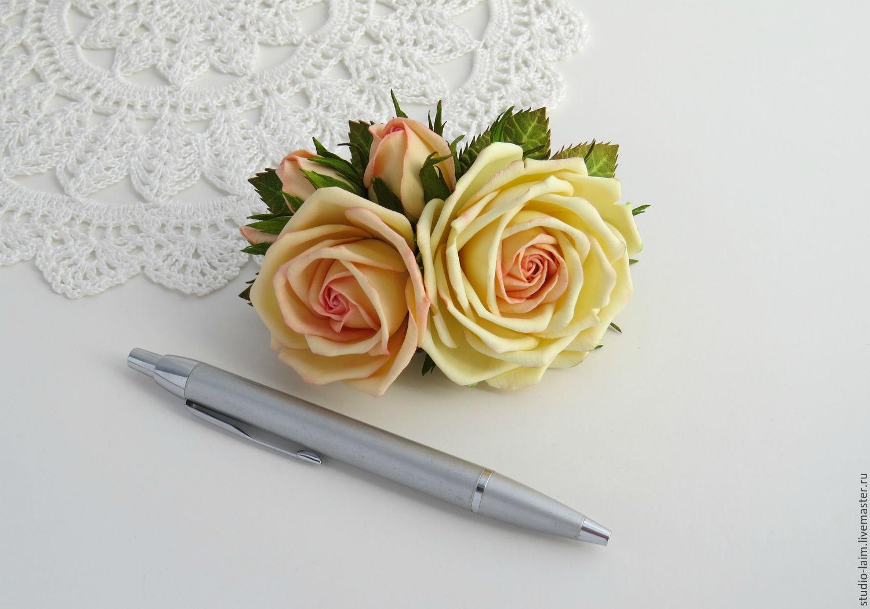 Купить цветы заколки на волосы цветы с бесплатной доставкой по н новгороду