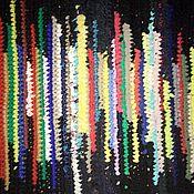 """Аксессуары ручной работы. Ярмарка Мастеров - ручная работа Ковровая дорожка """"Фейерверк"""". Handmade."""