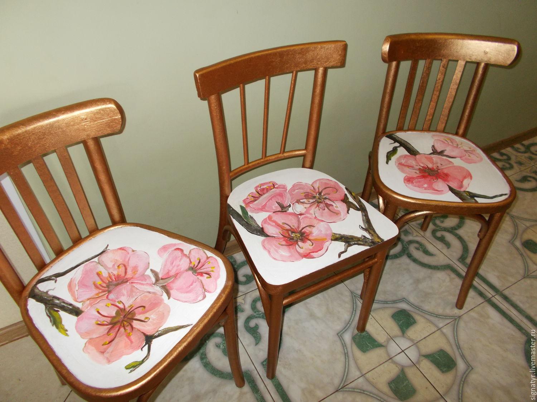 Реставрировать венские стулья