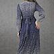 Платья ручной работы. Vacanze Romane-1108. deRvoed Lena. Ярмарка Мастеров. Дизайнерская одежда, трикотаж вискоза