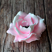 Косметика ручной работы. Ярмарка Мастеров - ручная работа Мыло гардения розовая. Handmade.