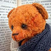 Куклы и игрушки handmade. Livemaster - original item Sam. Teddy bear, 18 cm. Handmade.