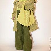 Одежда ручной работы. Ярмарка Мастеров - ручная работа Брюки  Авередерчи. Handmade.