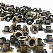 Материалы для творчества handmade. Livemaster - original item The eyelets (Grommets) hexagon 5mm. Handmade.