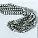 Жемчуг 5мм Swarovski Grey, жемчуг Сваровски Swarovski Pearl 5810, жемчуг сварвоски, сваровски жемчуг, хрустальный жемчуг, жемчуг сваровски бусины, жемчуг сваровски, хрустальный жемчуг.