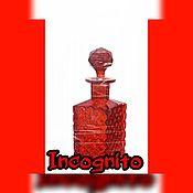 """Косметика ручной работы. Ярмарка Мастеров - ручная работа """" Incognito """" натуральные духи. Handmade."""