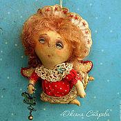 Куклы и игрушки ручной работы. Ярмарка Мастеров - ручная работа Ангел на ладони.... Handmade.