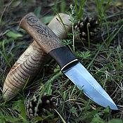Сувениры и подарки ручной работы. Ярмарка Мастеров - ручная работа Нож #2. Handmade.