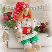 Куклы и игрушки ручной работы. Ярмарка Мастеров - ручная работа Сонный ангел Лора. Handmade.