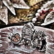 handmade. Livemaster - original item Set of Nutcracker beads. Handmade.