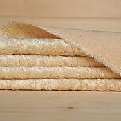 Материалы для творчества ручной работы. Ярмарка Мастеров - ручная работа Плюш винтажный 21. Handmade.