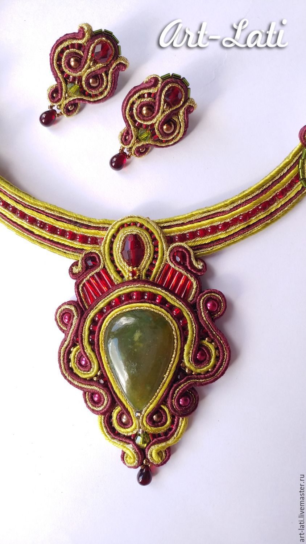 "Set ""Souvenirs"", Jewelry Sets, Moscow,  Фото №1"