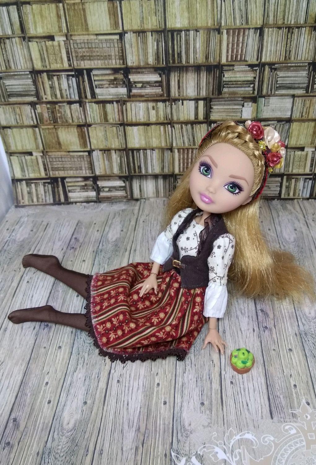 Одежда для кукол ручной работы. Ярмарка Мастеров - ручная работа. Купить  Архив ... 919cd3c3b76