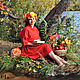 Свадебные украшения ручной работы. Заказать Венки на голову. Наталия Николаева (floranataly). Ярмарка Мастеров. Венок из цветов, живые цветы