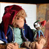Куклы и игрушки ручной работы. Ярмарка Мастеров - ручная работа Шутовство. Handmade.