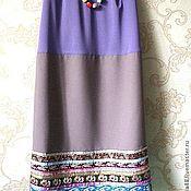 Одежда ручной работы. Ярмарка Мастеров - ручная работа Платье стилизованное. Handmade.