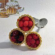 Ложки ручной работы. Ярмарка Мастеров - ручная работа Вкусная ложечка с декором. Handmade.