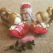 Куклы и игрушки ручной работы. Ярмарка Мастеров - ручная работа Кукла Счастье. Handmade.