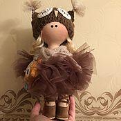 Куклы и игрушки ручной работы. Ярмарка Мастеров - ручная работа Интерьерная совушка. Handmade.