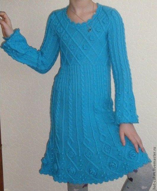 """Одежда для девочек, ручной работы. Ярмарка Мастеров - ручная работа. Купить Платье для девочки """"Цветочная фея"""". Handmade. Платье, детское"""