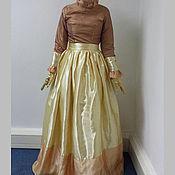 Одежда handmade. Livemaster - original item Dress of the Victorian era 1862. Handmade.