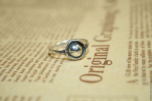 Кольца ручной работы. Ярмарка Мастеров - ручная работа. Купить Droplet (Серебряное кольцо/серебро 925 пробы). Handmade. Белый