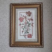 """Цветы ручной работы. Ярмарка Мастеров - ручная работа """"Цветы счастья"""".. Handmade."""