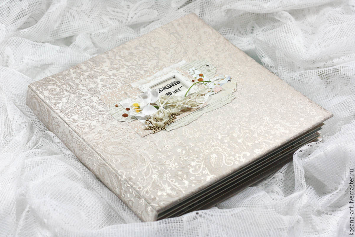 Photo Albums handmade. Livemaster - handmade. Buy Family album 'Memories'.Scrapbooking, a wedding gift