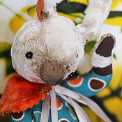 Куклы и игрушки ручной работы. Ярмарка Мастеров - ручная работа Зайка Яночка. Handmade.