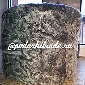 Аксессуары handmade. Livemaster - original item The high hat of grey Karakul. Handmade.
