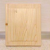 Материалы для творчества ручной работы. Ярмарка Мастеров - ручная работа Заготовка деревянная Панно-3. Handmade.
