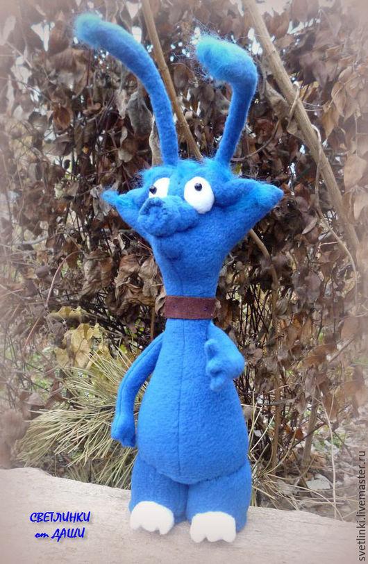 Мультяшный сказочный персонаж. Купить дракона Гектора, мультфильм Охотники на драконов.Светлинки. Ярмарка мастеров.