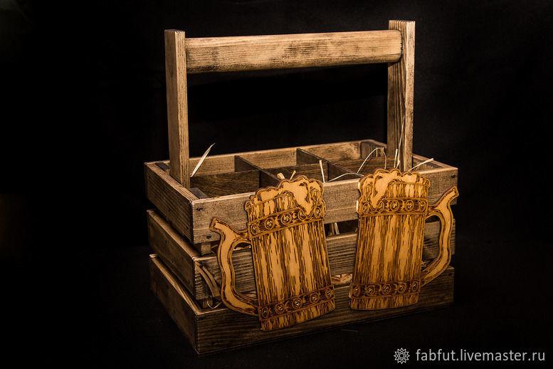 Подарочная ношадка (ящик), Подарочная упаковка, Ворсма,  Фото №1