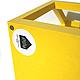 Детская ручной работы. Домик из дерева Эйвинд желтый. Домик ручной работы. Ansem-store. Ярмарка Мастеров. Комодик, домики