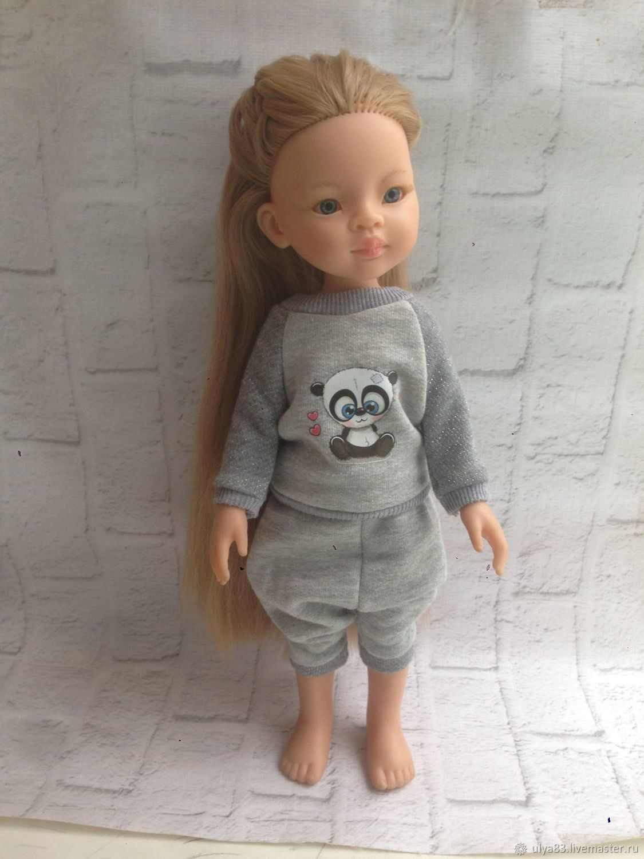 Костюм для Паолы Рейна, Одежда для кукол, Москва,  Фото №1