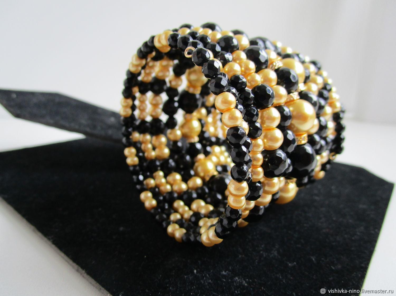 Bracelet CHEETAH, Bead bracelet, Nizhny Novgorod,  Фото №1