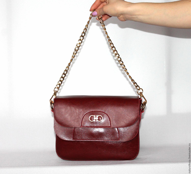 Женские сумки из натуральной кожи - бренды