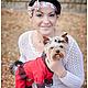 """Одежда для собак, ручной работы. Заказать Комбинезон для собаки """"Виконт"""". Lorraine Woolheart трикотаж. Ярмарка Мастеров. Одежда для собак на заказ"""