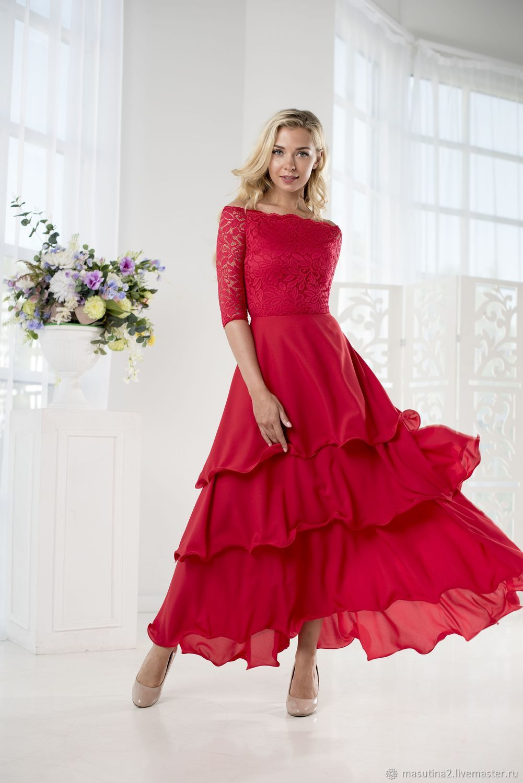 Dress ' Argentine tango', Dresses, St. Petersburg,  Фото №1
