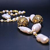 Украшения handmade. Livemaster - original item Beads, necklace